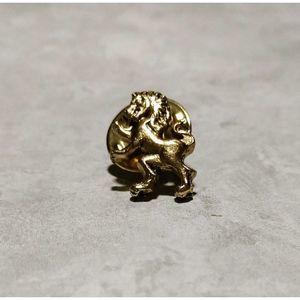 Vintage Lion Pin